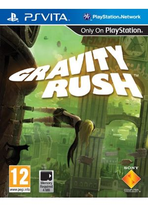 Gravity Rush (PlayStation Vita)