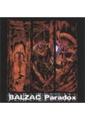 Balzac - Paradox (Music CD)
