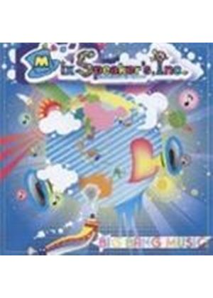 Mix Speaker's, Inc. - Big Bang Music (Music CD)