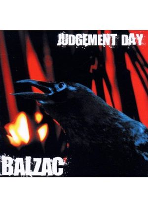 Balzac - Judgement Day (Music CD)