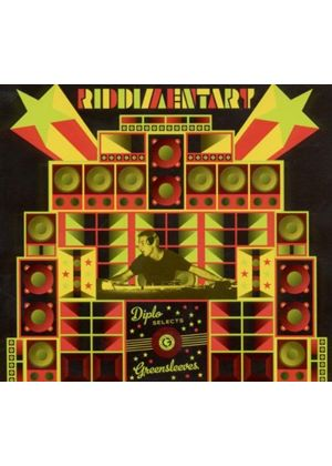 Various Artists - Riddimentary (Selected & Mixed By Diplo) (Music CD)