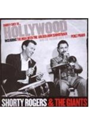 Shorty Rogers And The Giants - Shorty Goes To Hollywood (Music CD)