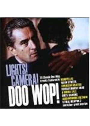 Various Artists - Lights Camera Doo Wop (Music CD)