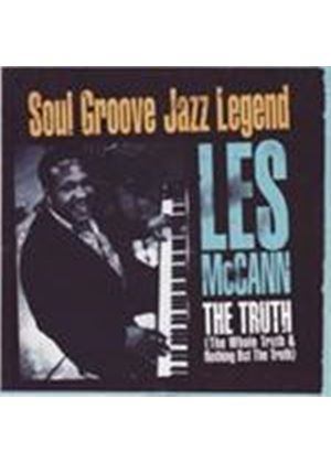 Les McCann - Truth, The (Music CD)