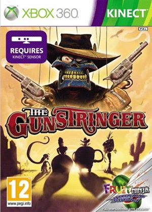 The Gunstringer (includes Fruit Ninja Kinect) - Kinect (Xbox 360)