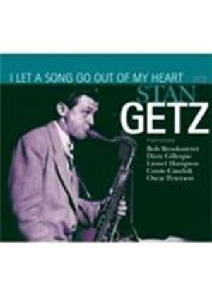 Stan Getz - I Let A Song Go Out Of My Heart (Music CD)
