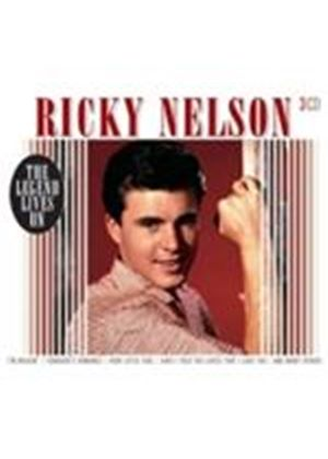 Ricky Nelson - Legend Lives On, The (Music CD)