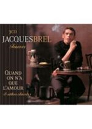 Jacques Brel - Forever (Music CD)