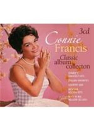 Connie Francis - Classic Album Collection (Music CD)