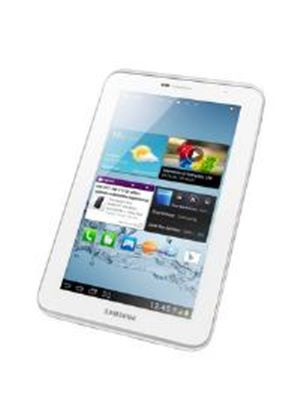 Samsung Galaxy Tab 2 (7.0 inch) Tablet PC Dual Core 1.0GHz 16GB 3G WLAN BT Camera Android 4.0 (White)