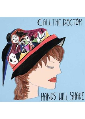 Call the Doctor - Hands Will Shake (Music CD)