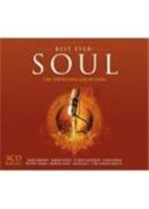 Various Artists - Greatest Ever Soul (The Definitive Collection)