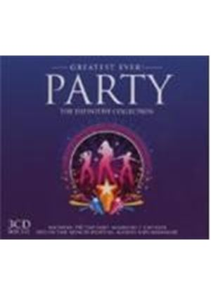 Various Artists - Greatest Ever Party