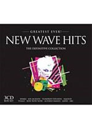 Various Artists - Greatest Ever! New Wave Hits - The Definitive Collection (Music CD)
