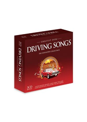 Various Artists - Greatest Ever Driving Songs (Music CD)