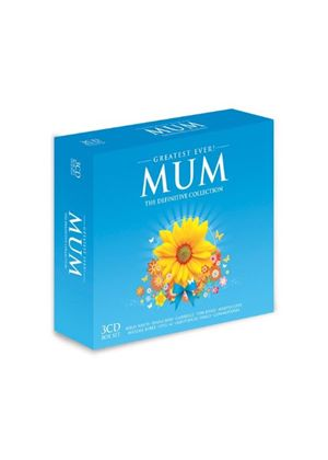 VARIOUS - Greatest Ever Mum (3CD) (Music CD)