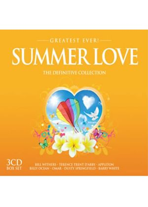 Various Artists - Greatest Ever Summer Love (3CD) (Music CD)