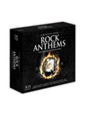 Various Artists - Greatest Ever! Rock Anthems (Music CD)