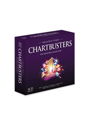 Various Artists - Greatest Ever! Chartbusters (Music CD)