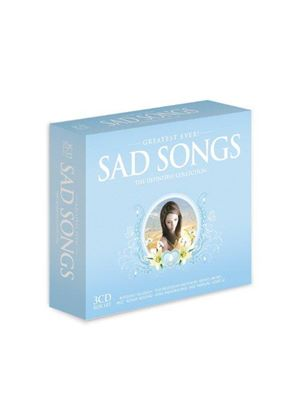 Various Artists - Greatest Ever! Sad Songs (Music CD)