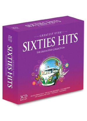 Various Artists - Greatest Ever! Sixties Hits (Music CD)