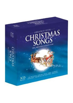 Various Artists - Greatest Ever! Christmas Songs (Music CD)