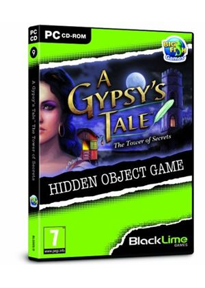 A Gypsy's Tale: The Tower of Secrets (PC CD)