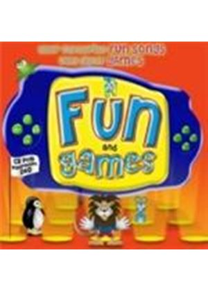 Various Artists - Fun And Games (+DVD)