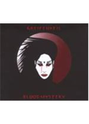 Greifenkeil - Blood Mystery (Music CD)