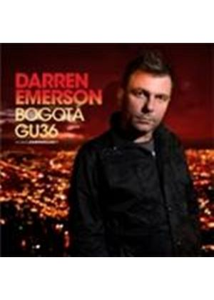 Various Artists - Bogota (Mixed By Darren Emerson) (Music CD)