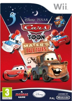 Cars Toon - Mater's Tall Tales (Wii)