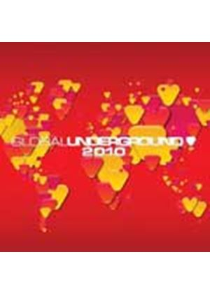 Various Artists - Global Underground 2010 (2 CD) (Music CD)