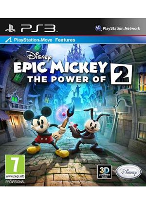 Disney's Epic Mickey: The Power Of 2 (PS3)
