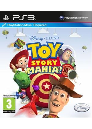 Toy Story Mania - Move (PS3)