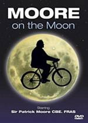 Moore On The Moon With Patrick Moore