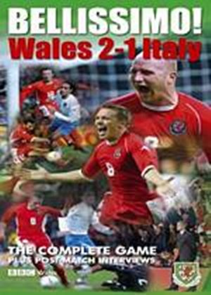 Belissimo! - Wales 2 - 1 Italy