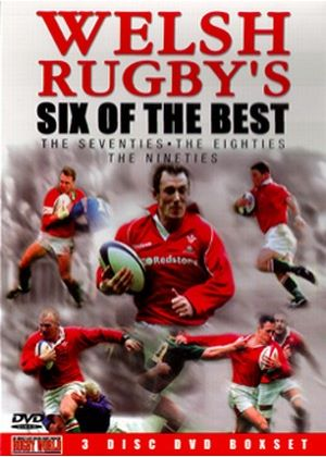 Welsh Rugbys Six Of The Best (Three Discs)