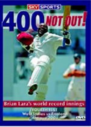 400 Not Out! - Brian Laras World Record Innings