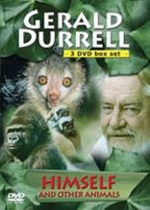 Gerald Durrell - Himself And Other Animals / To The Island Of The Aye-Aye / Jambo - The Gentle Giant (Box Set)