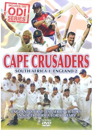 Cape Crusaders - England V South Africa Test Win
