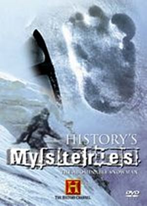 Historys Mysteries - The Abominable Snowman