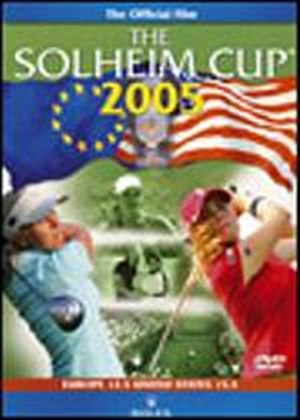 Solheim Cup 2005, The