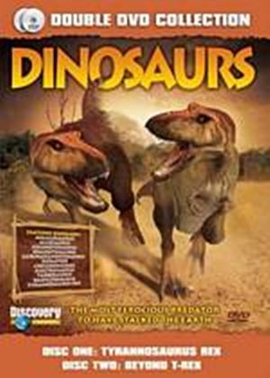 Dinosaurs - T Rex (Two Discs)