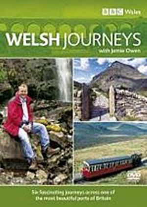 Welsh Journeys With Jamie Owen (Two Discs)