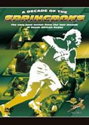Decade Of The Springboks, A