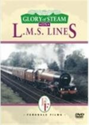 Glory Of Steam On L. M. S. Lines