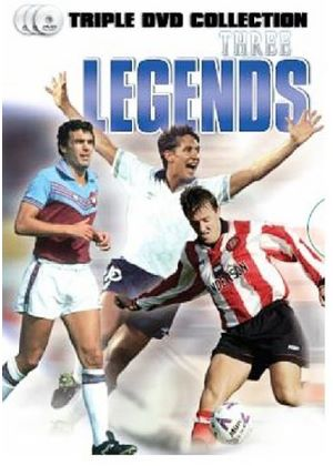 Three Legends (Three Discs)