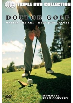 Doctor Golf - Master The Art With John Jacobs (Three Discs)