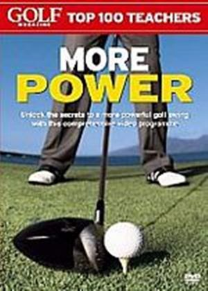 Golf - More Power