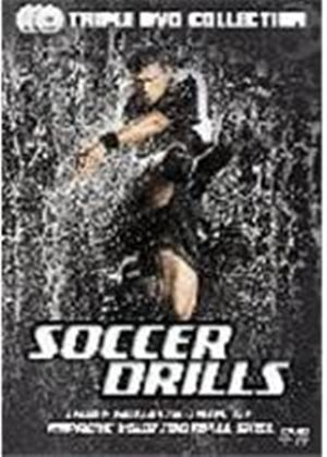 Soccer Drills(3 Disc)